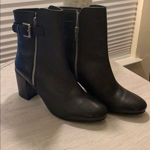 Black Never before worn Top Shop Boots